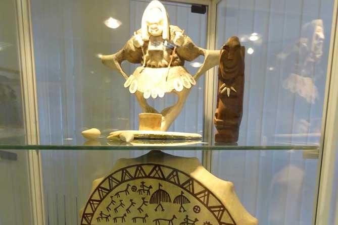 Тольяттинский краеведческий музей: Выставка «Чукотка — территория открытий»