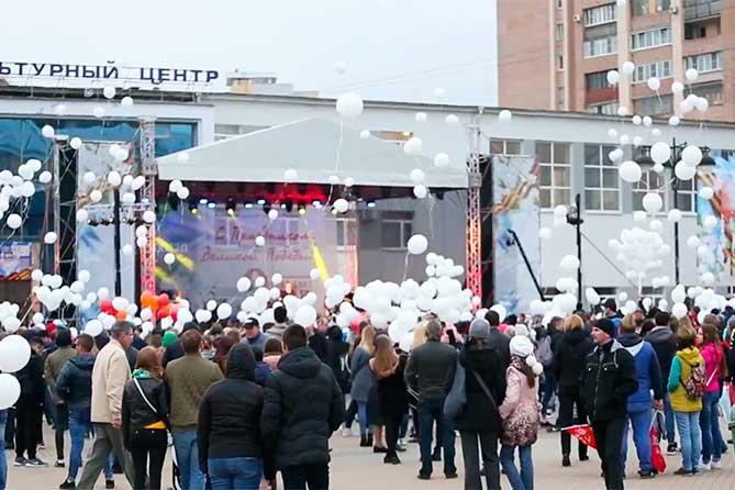 В Тольятти 9 мая 2018 года состоится массовый флешмоб «Мы помним!
