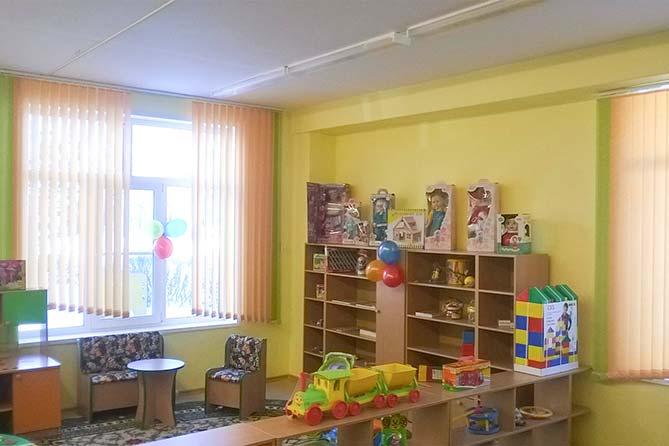Новый детский сад в Тольятти откроется 1 сентября 2018 года