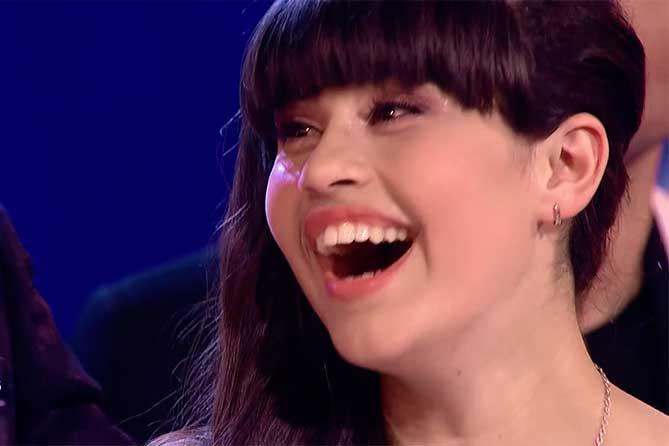 Диана Анкудинова – победитель шоу «Ты супер!» 2018