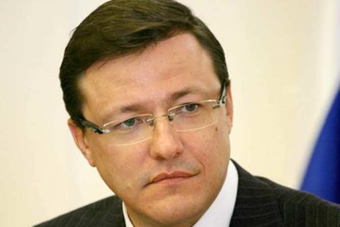 Поздравление врио Губернатора Самарской области с Днем Победы