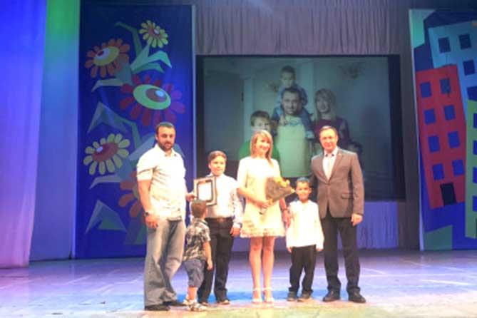 В Тольятти прошли торжества, посвященные Международному дню семьи