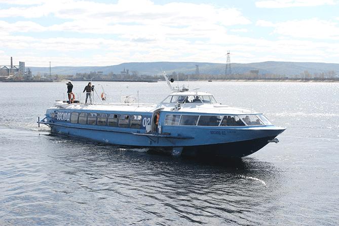 В Тольятти презентовали новый прогулочно-экскурсионный маршрут