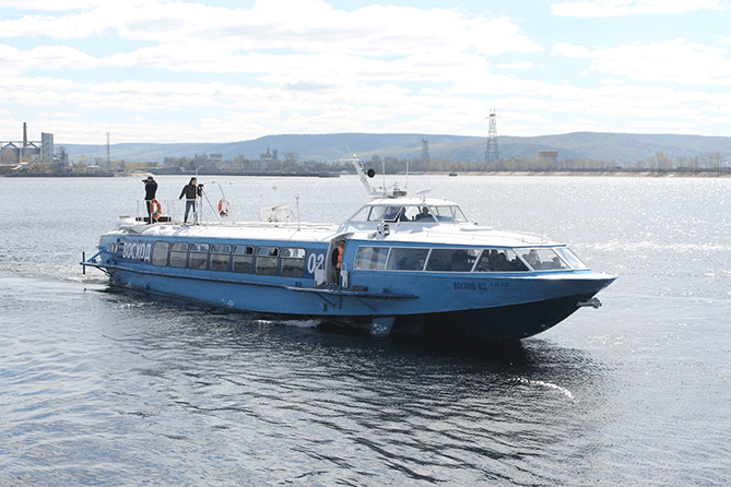 Скоростной маршрут Самара — Тольятти с 18 мая 2018 года