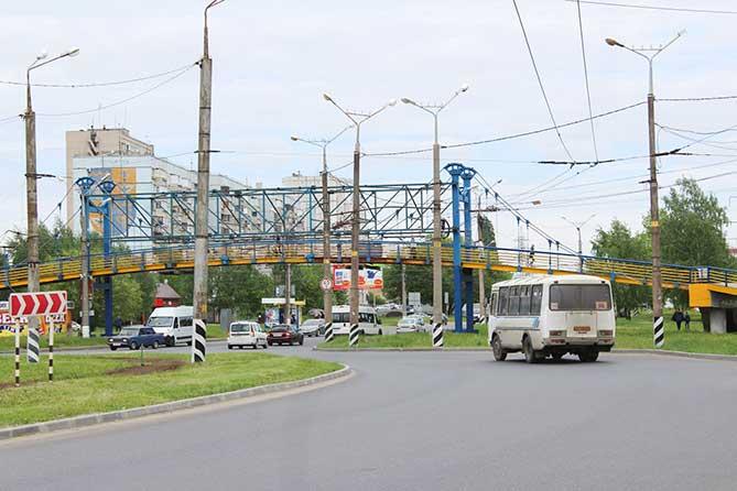 В Тольятти отремонтируют два моста