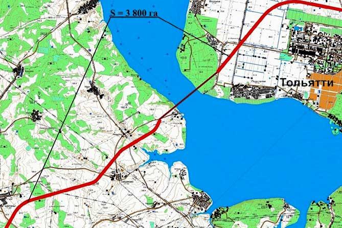 Мост через Волгу: Европа – Тольятти — Китай