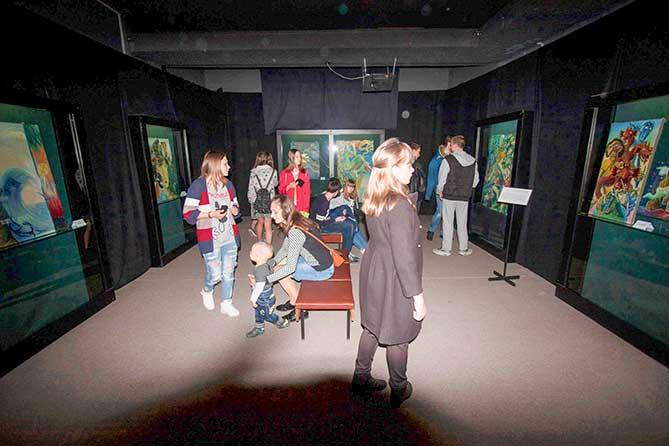 «Ночь в музее» 2018 в Тольятти