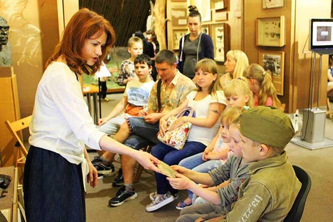 В Тольяттинском краеведческом прошла акция «Ночь в музее» 2018