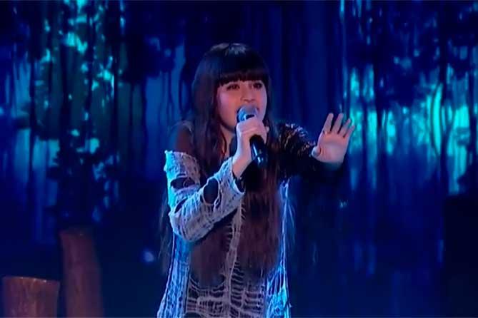 Диана Анкудинова из Тольятти в шоу «Ты супер!» 2018: Рождение большой звезды
