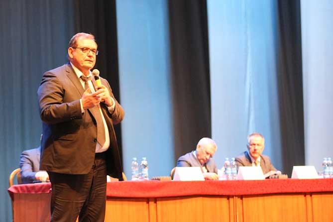 Сергей Анташев: «Мы обязательно реализуем позитивный сценарий будущего города»