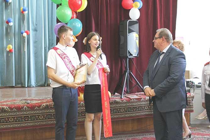 «Последний звонок» 2018: Глава города посетил родную школу