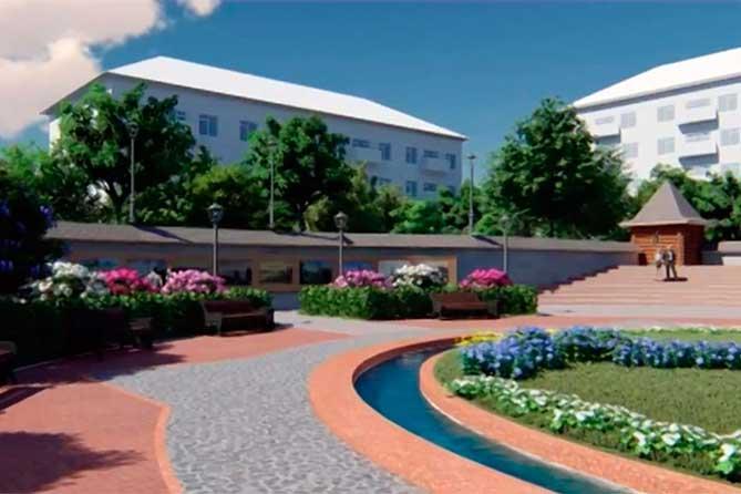 Сквер станет визитной карточкой Тольятти