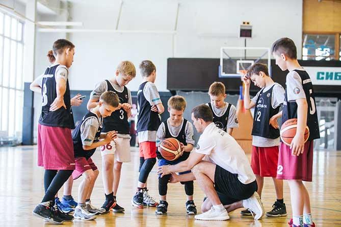 В Тольятти состоялся отборочный этап «Школы баскетбола» 2018