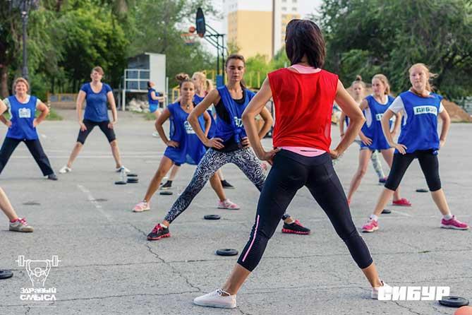 Бесплатные тренировки для жителей Тольятти в 2018 году