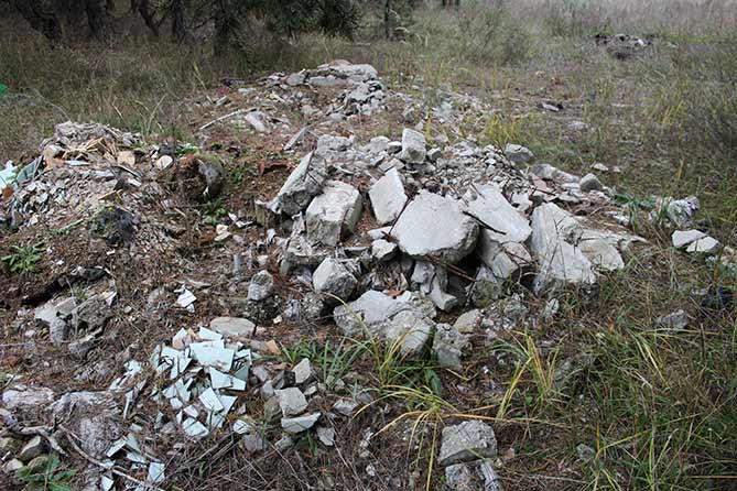 Вывезли 80 тонн мусора после предупреждения об угловой ответственности