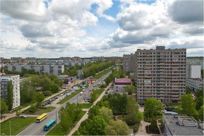 Количество предложений о продаже квартир в Тольятти снизилось