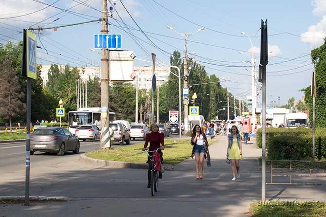 В прямом эфире обсуждались волнующие жителей Тольятти темы