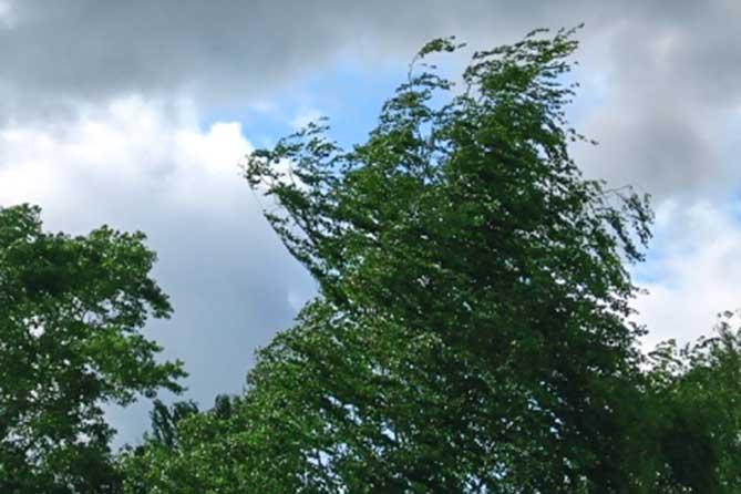 30-05-2018: Неблагоприятные погодные явления