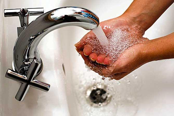 Отключение холодной воды в связи с проведением профилактических работ