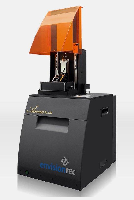 Обзор 3D-принтеров для ювелиров