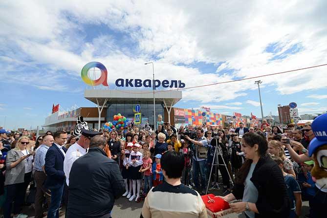 В Тольятти открылся автомобильный мини-город для детей «LADландия»