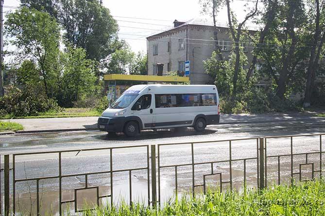 Изменение схем автобусных маршрутов 93к и 143