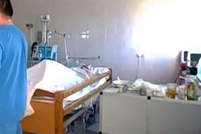 В больнице скончался мужчина, избитый внуком
