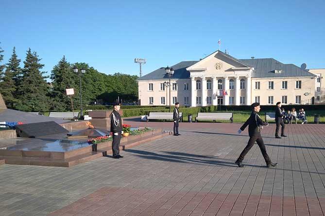 В Тольятти 22 июня 2018 года прошел митинг памяти и скорби