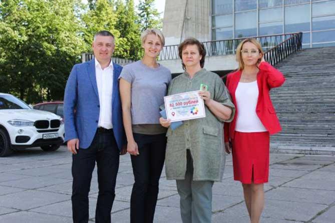 Акция «Добрые крышечки» для тольяттинского спортсмена: Итоги