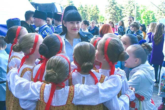 Диана Анкудинова: «Спасибо огромное всем горожанам»