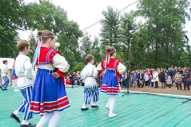 В Тольятти прошел Фестиваль семейного творчества 2018