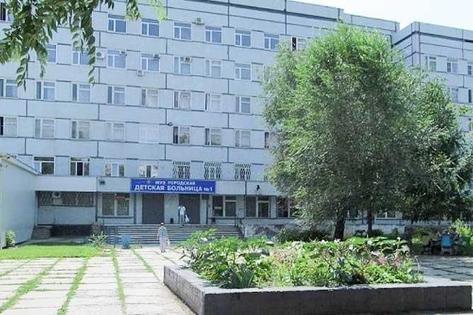 Тольяттинская городская детская больница отметила 30-летний юбилей