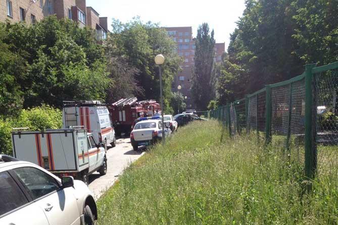 В Тольятти эвакуировали воспитанников и персонал детского сада