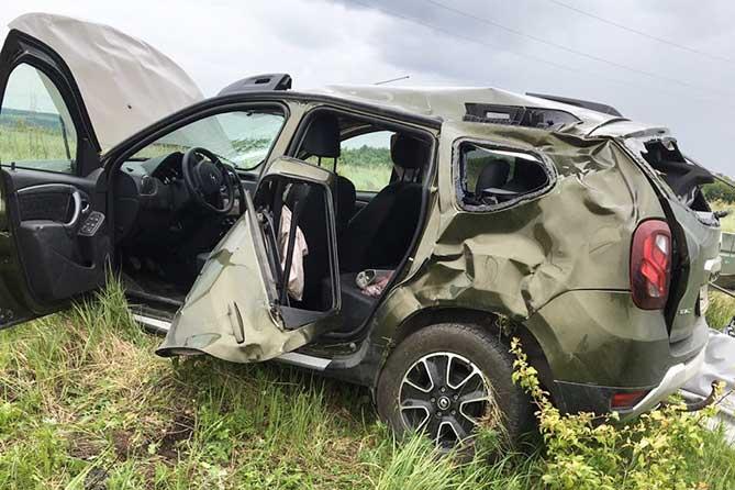 Выясняются обстоятельства ДТП с погибшим пассажиром