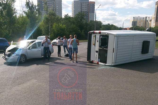ДТП 21-06-2018 в Автозаводском районе