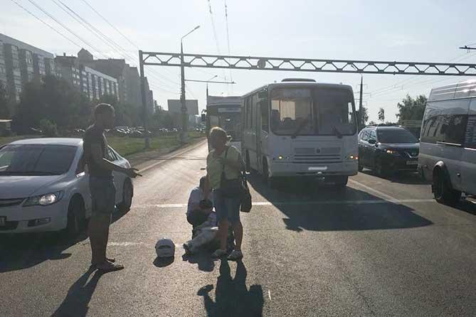 ДТП 27 июня 2018 года в Автозаводском районе