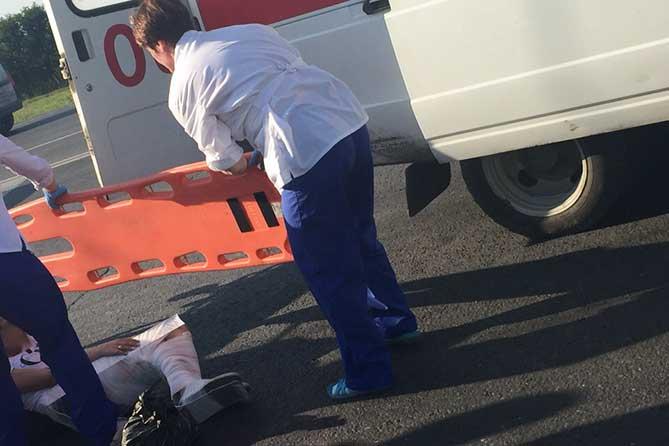 ДТП 27 июня 2018 года медработник скорой помощи
