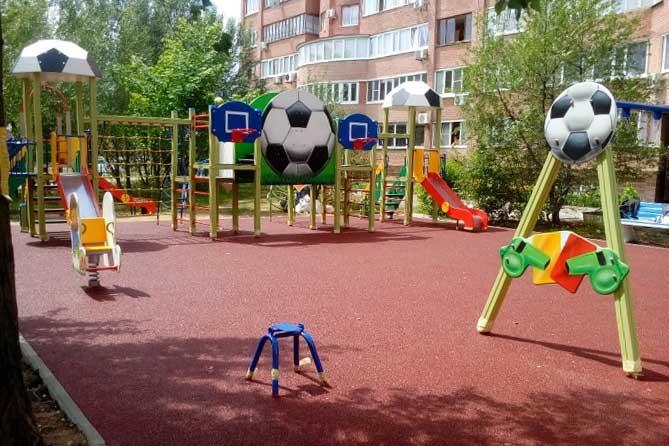 В Тольятти в 2018 году благоустроят 42 дворовые территории