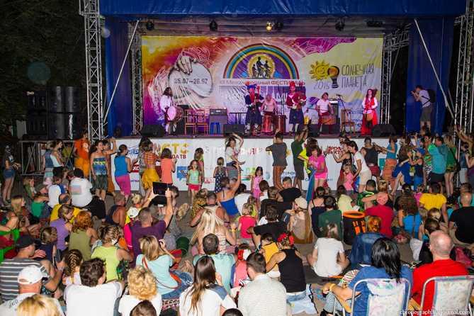 Фестиваль «Барабаны мира» с 29 июня по 1 июля 2018 года в Тольятти