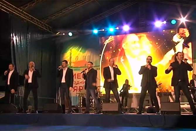 Хор Турецкого: «Город Тольятти особенный, здесь душа страны»