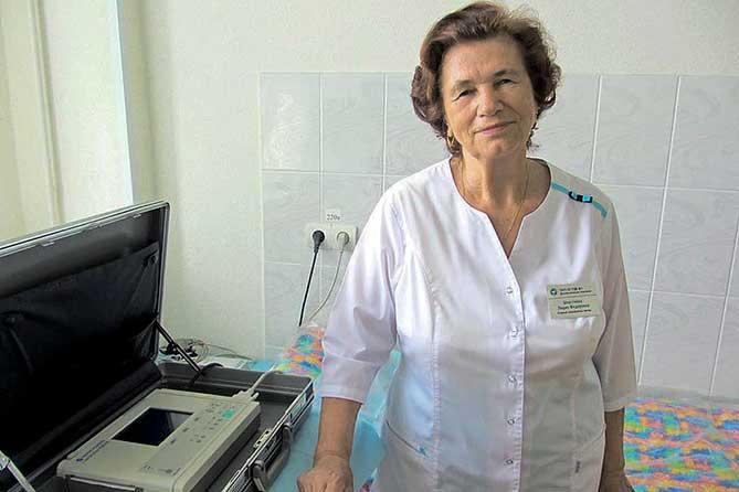 Тольяттинская медсестра удостоена Почетного знака губернатора