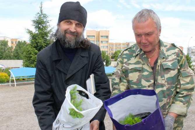 В Тольятти появится хвойная роща