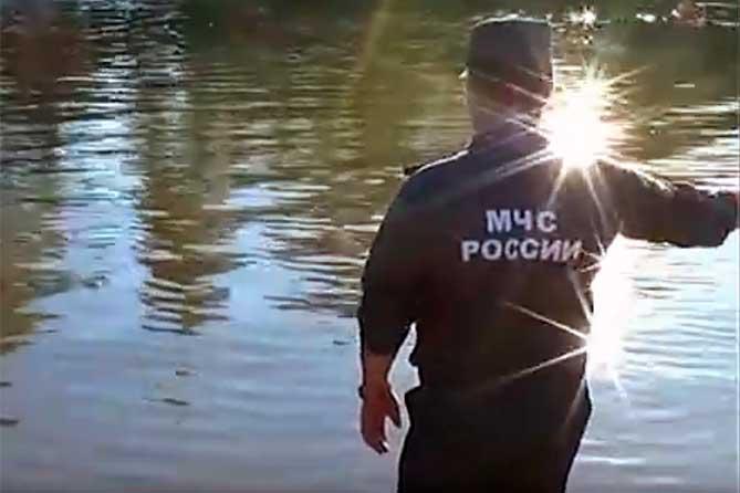 В спокойных водах прудов отстойников трагически гибнут дети