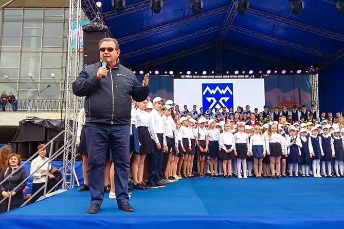 Тольяттинцы отметили День города 2018