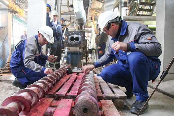«СИБУР Тольятти» завершил ремонт на производстве бутилкаучука