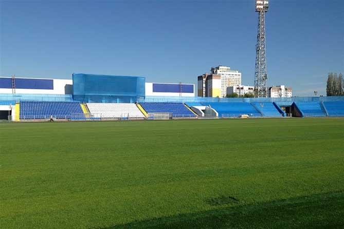 Из стадиона «Торпедо» сделали площадку мирового уровня