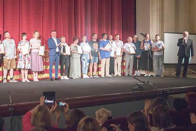 Театр «Колесо» — дипломант фестиваля театров малых городов России 2018
