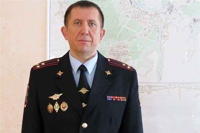 В полиции Тольятти новое назначение