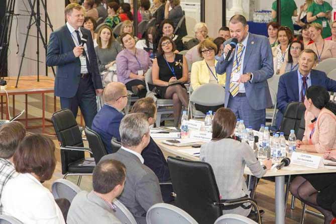 Ректоры вузов страны встретились в Тольяттинском государственном университете