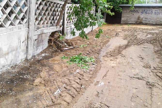 ликвидирована свалка в Комсомольском районе